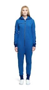 Onepiece Slow Jumpsuit Depth Blue Melange