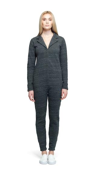 a6326667264 Onepiece Suit Jumpsuit Black Melange