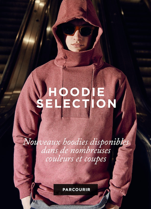 Sweats à capuche
