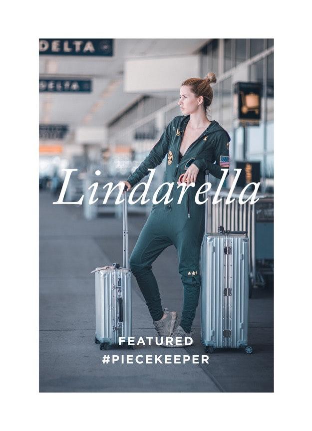 Featured Piecekeeper Lindarella im Aviator Jumpsuit