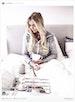 Onepiece Lusekofte Onesie Grey Melange/White