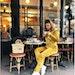 Onepiece Original Velour Jumpsuit Gold