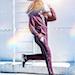 Onepiece Sprinter Jumpsuit Burgunderrot
