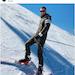 Onepiece Alps Camo Teddy Jumpsuit Army