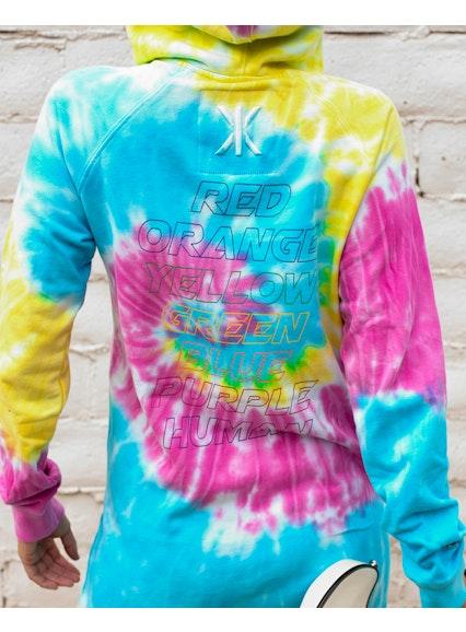 Onepiece Pride Tie Dye Jumpsuit Multi