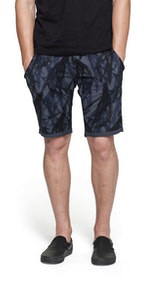 Onepiece Abyss Shorts Anthrazit