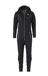 Onepiece Air Jumpsuit Black