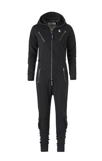 Onepiece Air Jumpsuit Noir