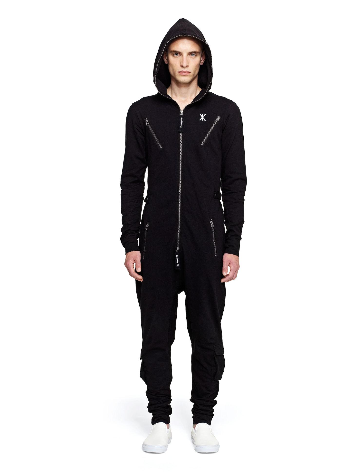 air jumpsuit black onesie onepiece uk