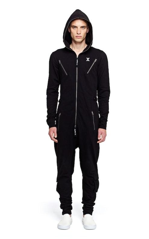 air jumpsuit black onesie onepiece us. Black Bedroom Furniture Sets. Home Design Ideas