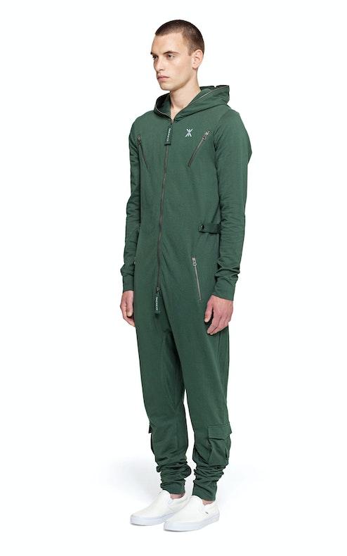 c8951744d494 Onepiece Air Jumpsuit Jungle Green