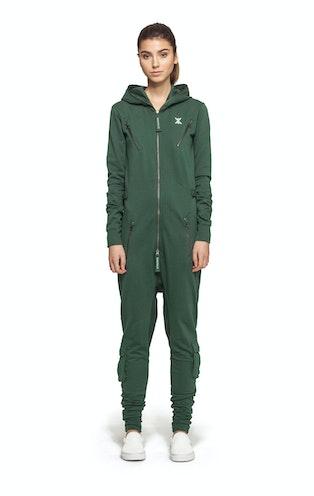Onepiece Air Jumpsuit Jungle Green