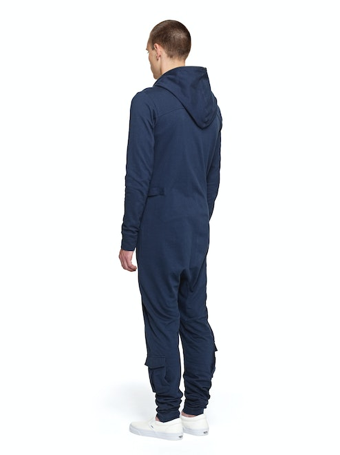 Air Jumpsuit Midnight Blue | onesie | Onepiece US