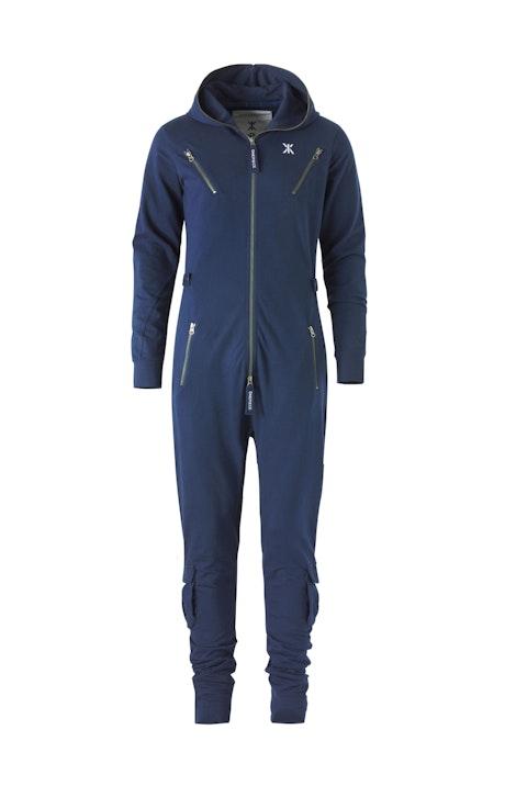 Onepiece Air Jumpsuit Bleu Nuit