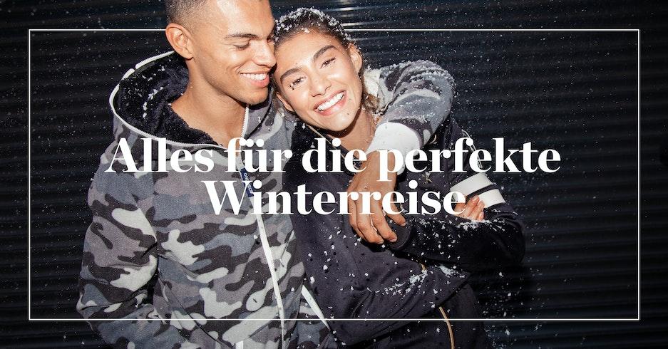 Alles für die perfekte Winterreise