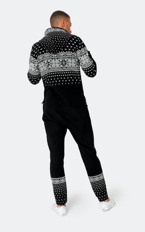 Onepiece Alpine 2.0 Jumpsuit Black