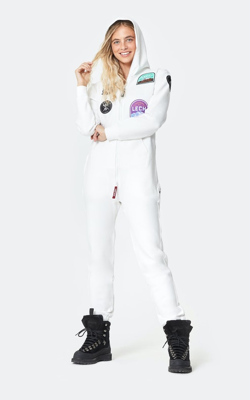 Onepiece Alps Patch Jumpsuit 2.0 Off White