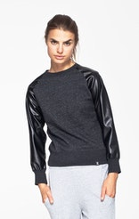 Onepiece Annie College Sweater Black
