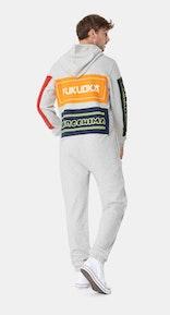 Onepiece Arigato Jumpsuit Grey melange