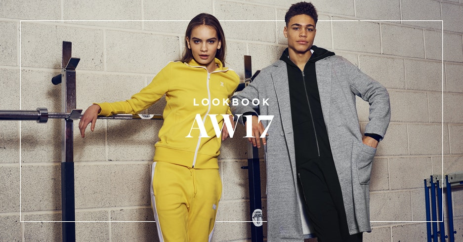 AW17 Lookbook