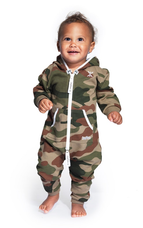 camouflage baby