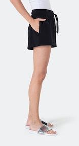 Onepiece Bamboo Shorts Schwarz