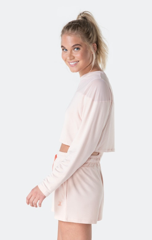 Onepiece Bamboo Sweater Soft Pink