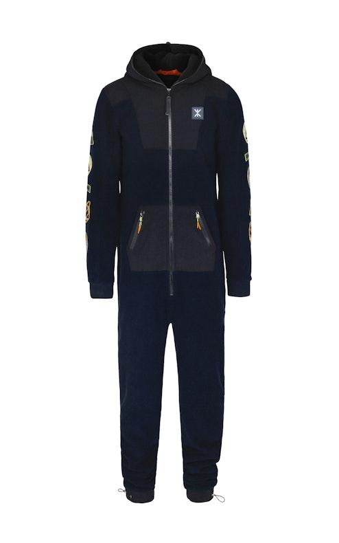 Onepiece Base Camp Jumpsuit Navy
