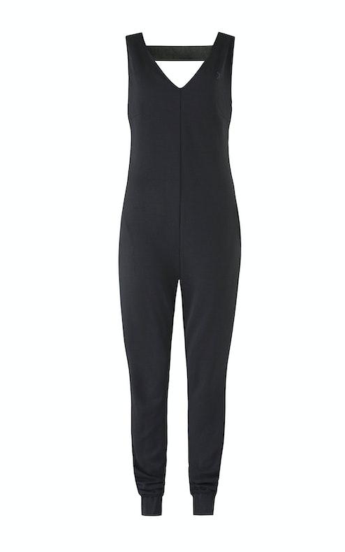 Onepiece Bay Jumpsuit Black