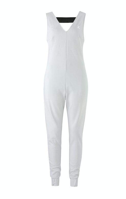 Onepiece Bay Jumpsuit Light Grey