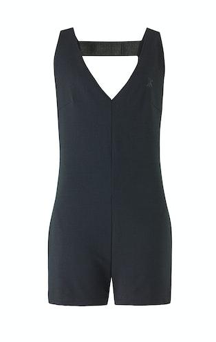 Bay Short Jumpsuit Black
