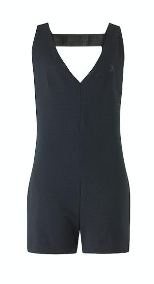 Onepiece Bay Short Jumpsuit Black