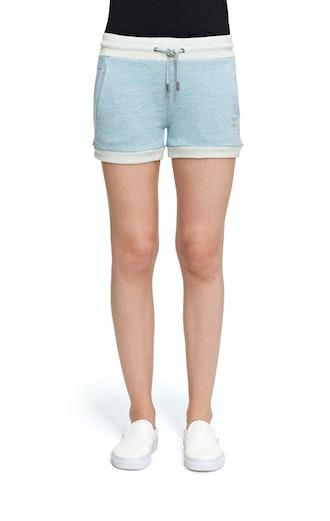 Onepiece Become Shorts Grey/Blue Melange