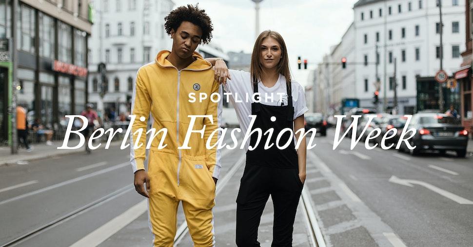 Berlin Fashion Week Blogger Looks Onepiece Jumpsuit