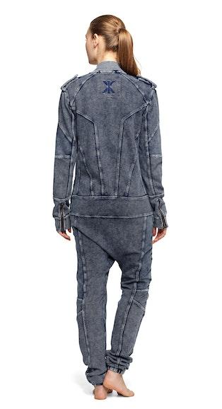Onepiece Berzerk Jumpsuit Dyed Midnight Blue