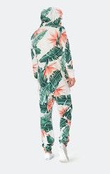 Onepiece Beverly Hills Jumpsuit Cremeweiß
