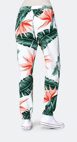 Onepiece Beverly Hills pant Off White print