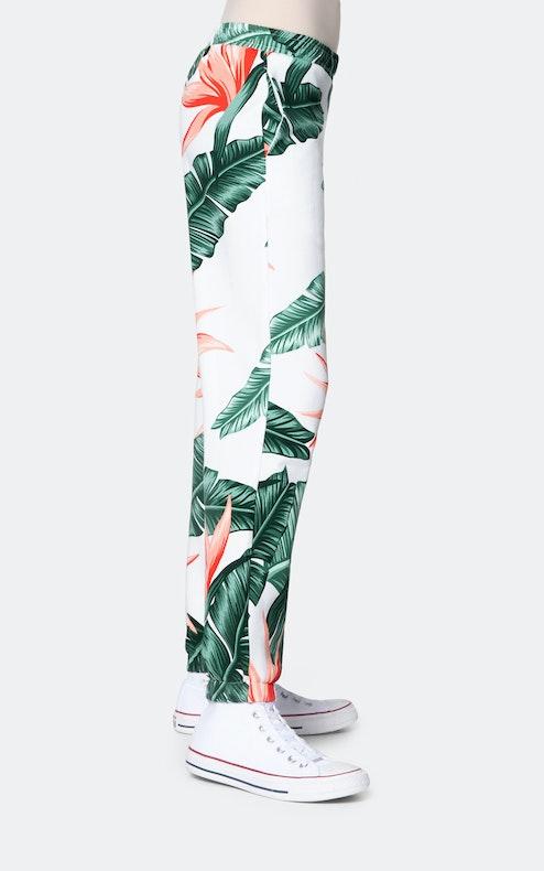 Onepiece Beverly Hills pant Blanc cassé