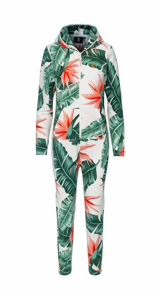 Onepiece Beverly Hills slim jumpsuit 混色海軍藍