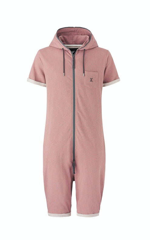 Onepiece Boombox Jumpsuit Muddy Rose