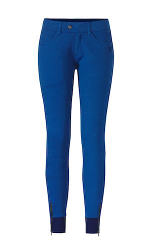 Onepiece Breathe Pants Deep Blue Melange