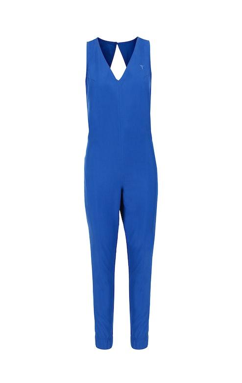 Onepiece Bronze Jumpsuit Blue