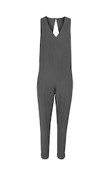 Onepiece Bronze Jumpsuit Charcoal