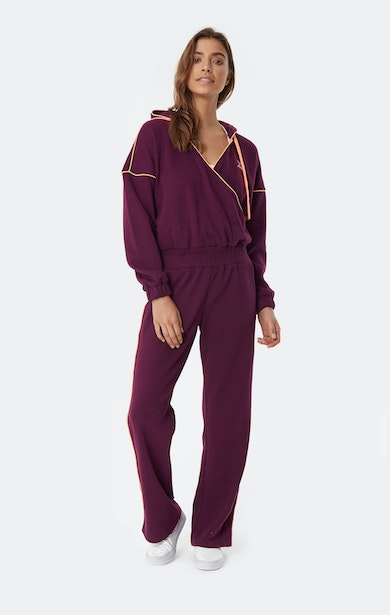 Onepiece Woke Up Like This Jumpsuit Prune