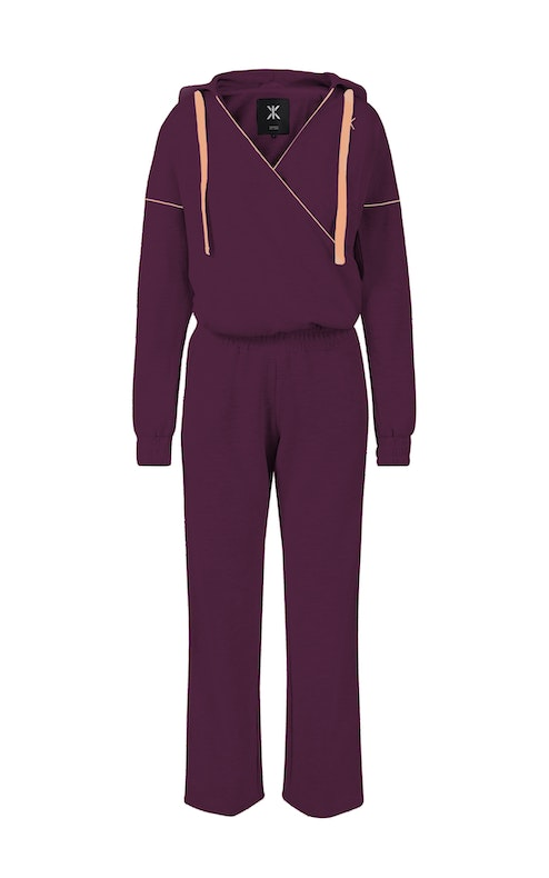 Onepiece Woke Up Like This Jumpsuit Violett