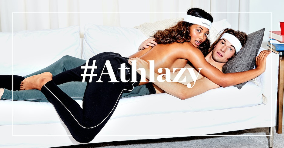 Campagne AW17 : #Athlazy