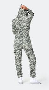 Onepiece Cargo Original camo jumpsuit Camouflage