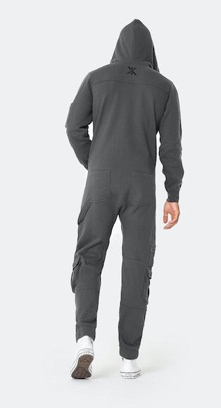 Onepiece Cargo Original jumpsuit Dark grey