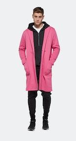 Onepiece Challenge Coat Pink