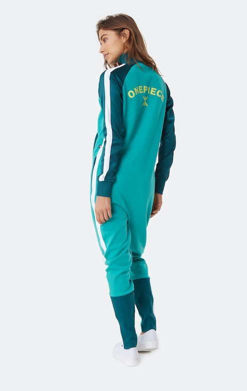 Onepiece Chill Jumpsuit Green